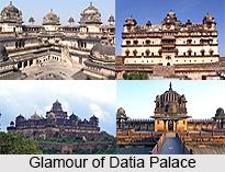 Datia Palace, Gwalior, Madhya Pradesh