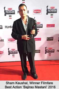 Filmfare Award for Best Action