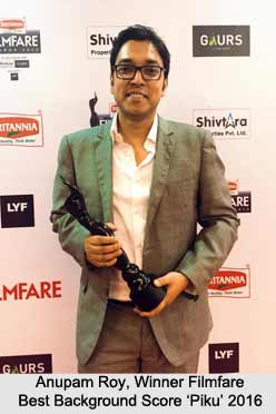 Filmfare Award for Best Background Score