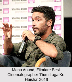 Filmfare Award for Best Cinematography