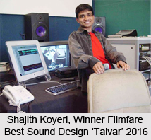 Filmfare Award for Best Sound Design