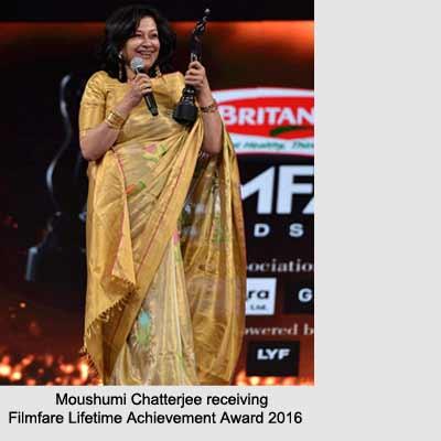Filmfare Lifetime Achievement Award