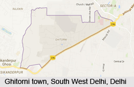 Ghitorni, South West Delhi district, Delhi