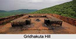 Gridhakuta Hill, Rajgir, Bihar