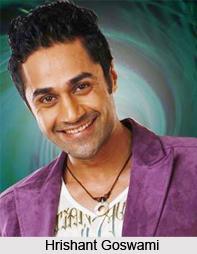 Hrishant Goswami, Indian Model