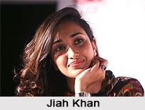 Jiah Khan, Indian Actress
