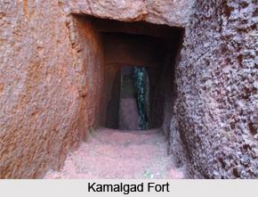 Kamalgad Fort, Monument of Maharashtra