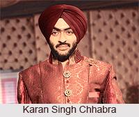 Karan Singh Chhabra, Indian Model