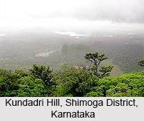 Kundadri Hill, Shimoga District, Karnataka