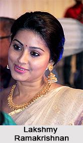 Lakshmy Ramakrishnan, Indian Actress
