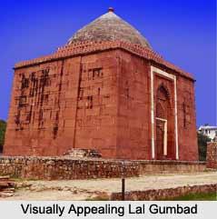 Lal Gumbad, Delhi