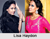 Lisa Haydon, Indian Actress