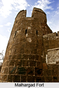Malhargad Fort, Monument of Maharashtra