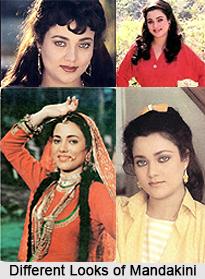 Mandakini, Bollywood Actress