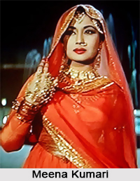 Meena Kumari, Bollywood Actress