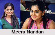 Meera Nandan, Indian Actress