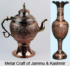 Metal Craft of Jammu & Kashmir