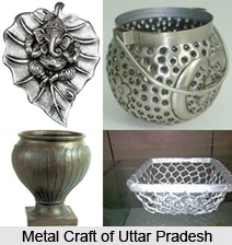 Metal Craft of Uttar Pradesh, Indian Craft