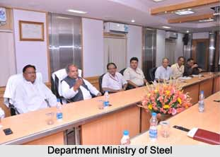 Ministry of Steel, Indian Ministries