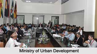 Ministry of Urban Development, Indian Ministries