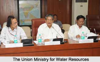 Ministry of Water Resources, Indian Ministries