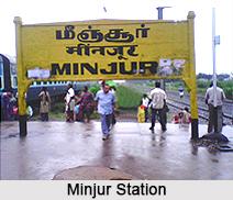 Minjur, Thiruvallur district, Tamil Nadu