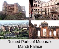 Mubarak Mandi Palace, Jammu and Kashmir