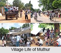 Muthur, Erode District, Tamil Nadu