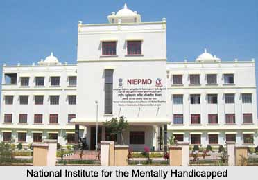 National Institute for the Mentally Handicapped, Union Government Autonomous Bodies