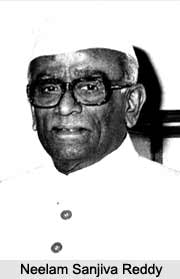 Neelam Sanjiv Reddy , Sixth President of India