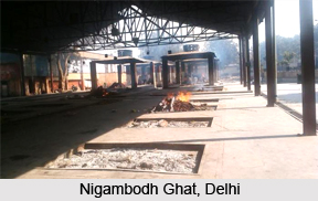 Nigambodh Ghat, Delhi