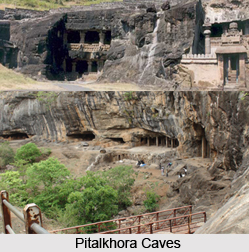 Pitalkhora Caves, Maharashtra