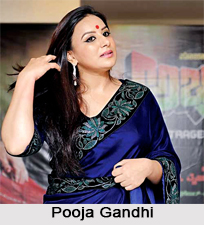 Pooja Gandhi, Indian Actress