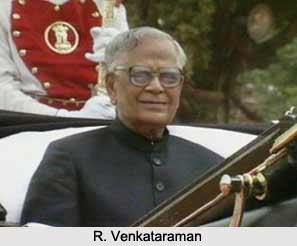 R. Venkataraman  , Eighth President of India