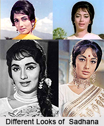 Sadhana, Bollywood Actress