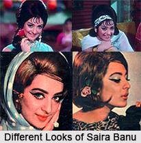 Saira Banu, Bollywood Actresses