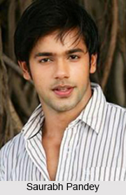 Saurabh Pandey, Indian TV Actor