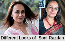 Soni Razdan, Bollywood Actress