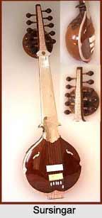 Sursingar, String Instrument