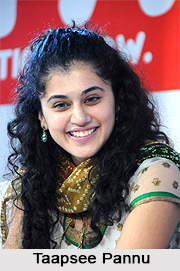 Taapsee Pannu, Indian Actress