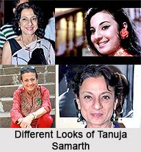 Tanuja Samarth, Indian Actress