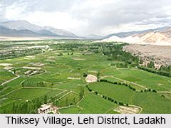 Thiksey, Leh, Ladakh