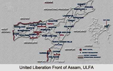 United Liberation Front of Assam, ULFA