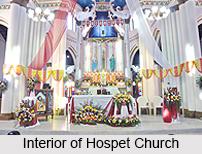 Hospet Church, Mangalore, Karnataka