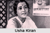 Usha Kiran, Indian Movie Actress