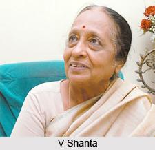 Dr. V Shanta, Indian Doctor