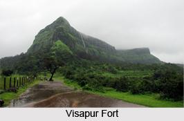 Visapur Fort, Monuments of Maharashtra