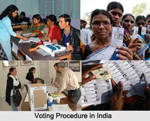 Voting Procedure in India