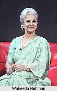 Waheeda Rehman, Indian Actress