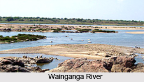 Wainganga River, Tributaries of River Godavari River